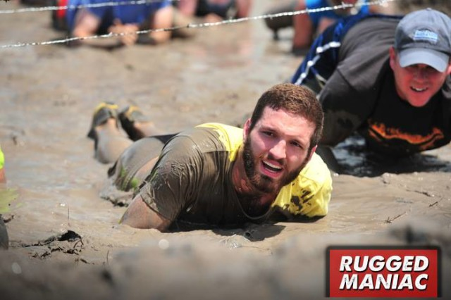 Another mud run...