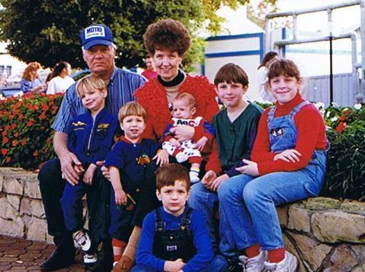 Christmas 1997 Flanders Family Homelife