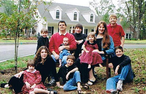 2003 Flanders Christmas Photo