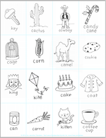 Free printables for speech therapy