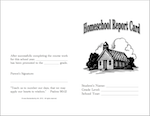 free printable report cards for homeschooling