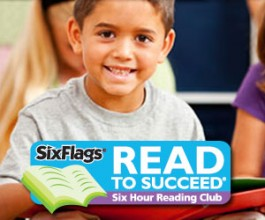 Six Flags Read to Succeed