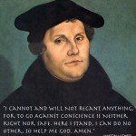 Remembering Reformation Day