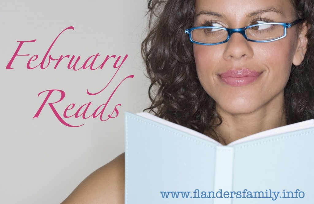 To Kill a Mockingbird and other February Reads