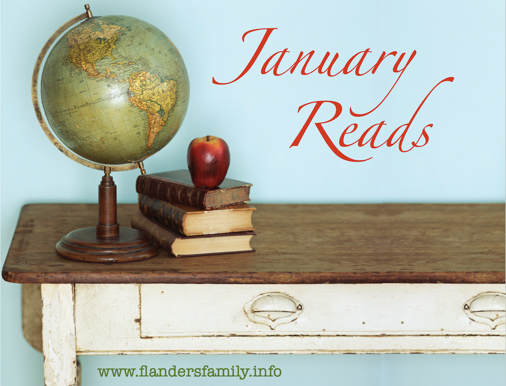 The Power of Habit and other January Reads