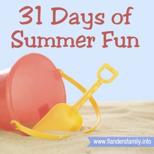 31 Days of Summer Fun copy