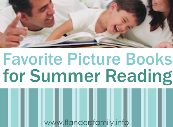 The best of children's summer-themed picture books (www.flandersfamily.info