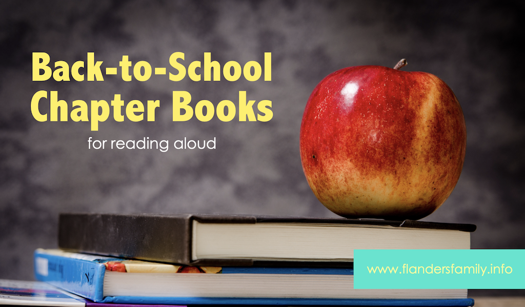 Back-to-School Chapter Books