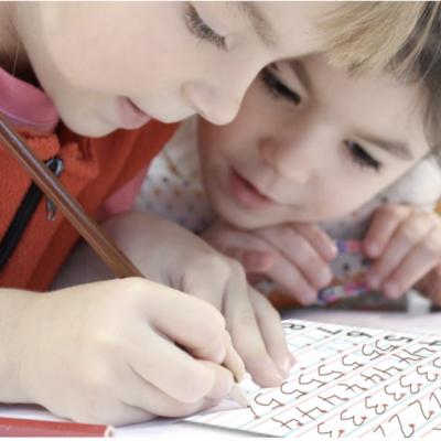 Number Writing Practice Sheet (Free Printable)