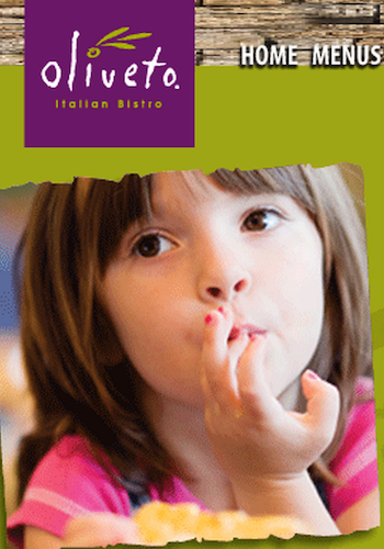 Kids Eat Free at Oliveto