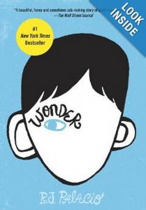 Wonder by R.J. Palacio