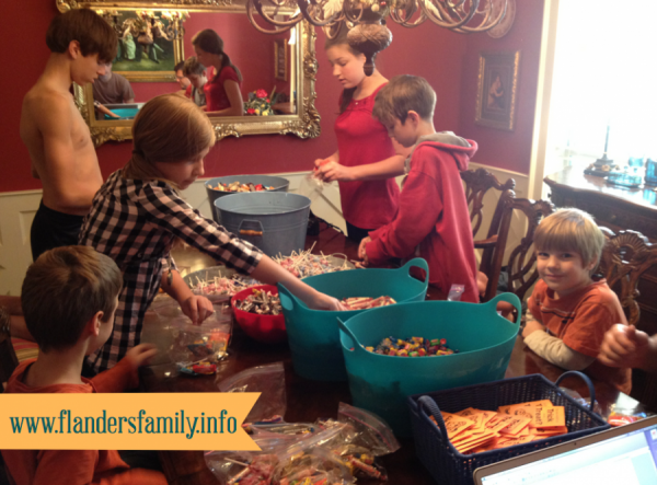 Spreading the gospel at Halloween | www.flandersfamily.info