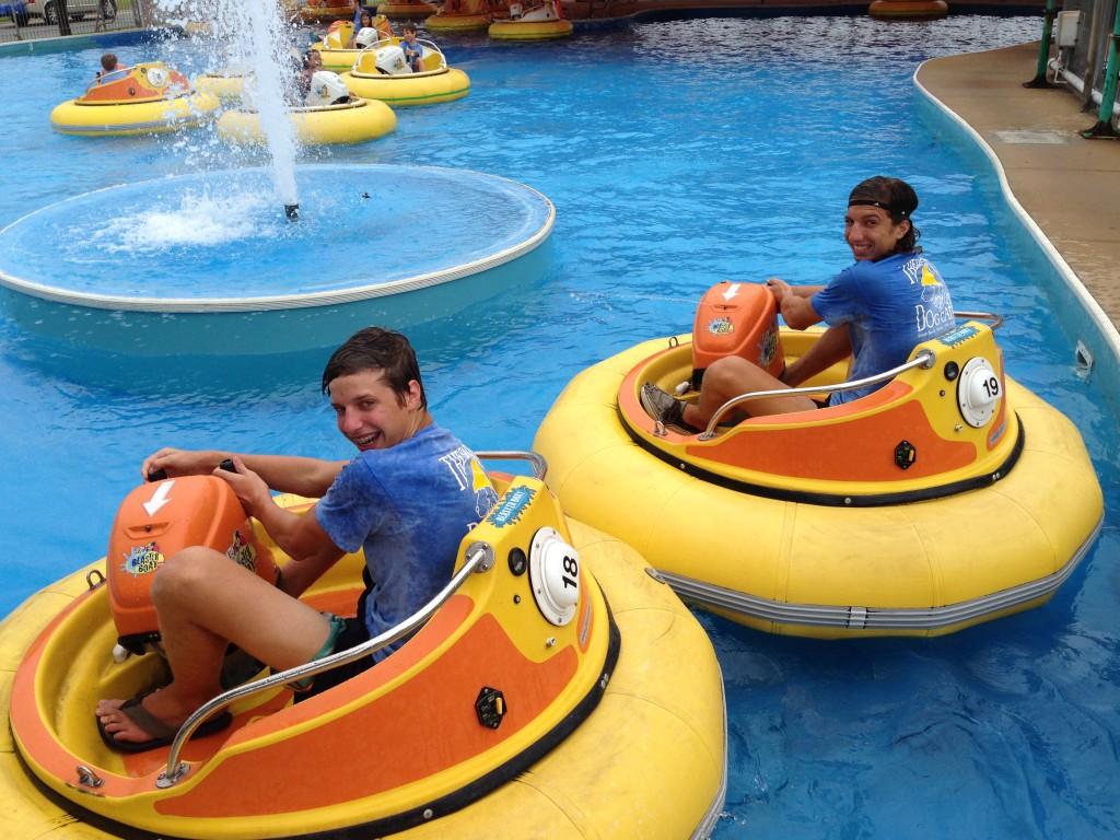 2013 - Bumper Boats