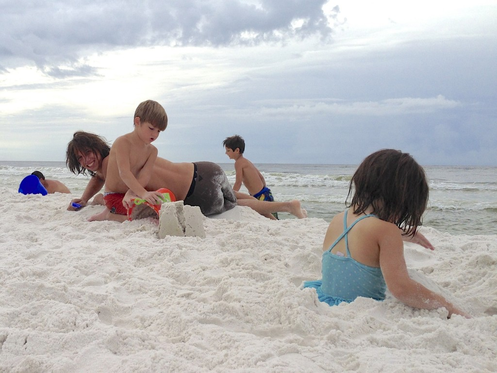 2013 - Sandcastles in Destin