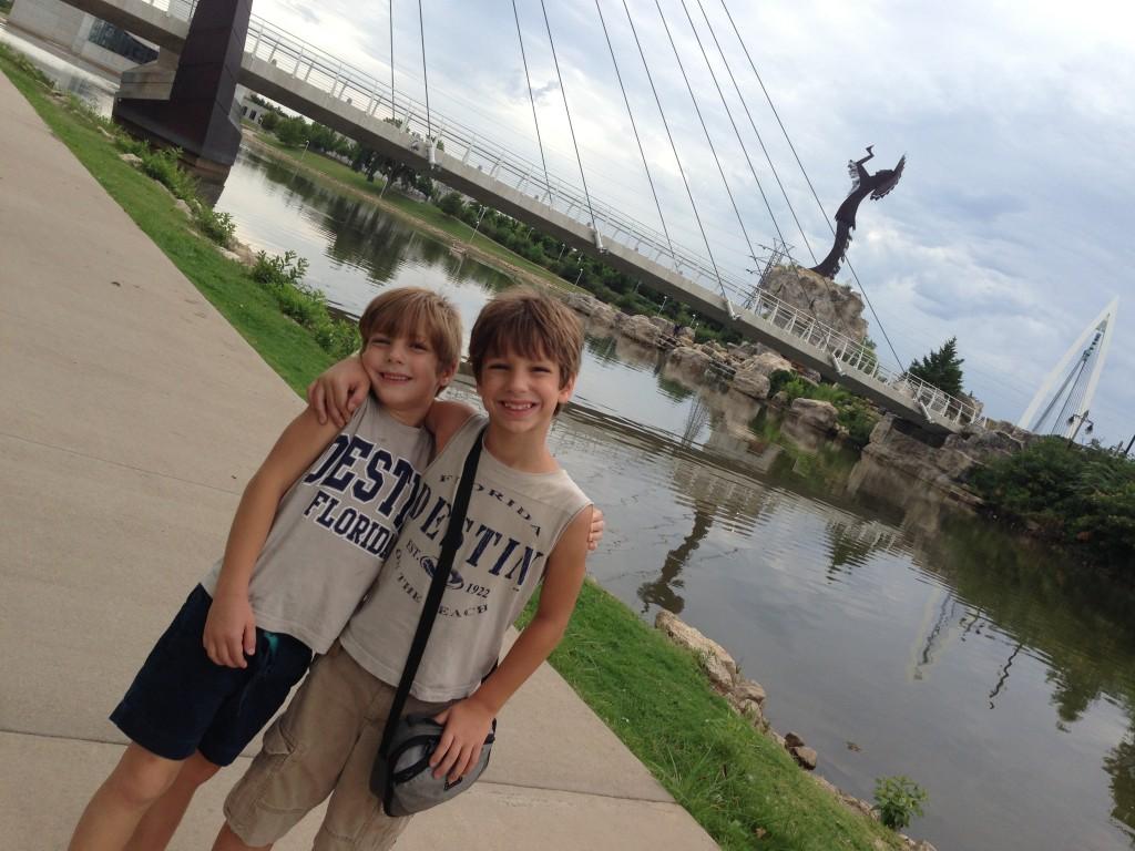 2013 - Daniel and Gabriel