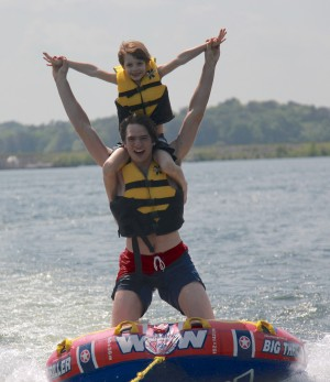 2013 - Sam and Gabbers on Tubes
