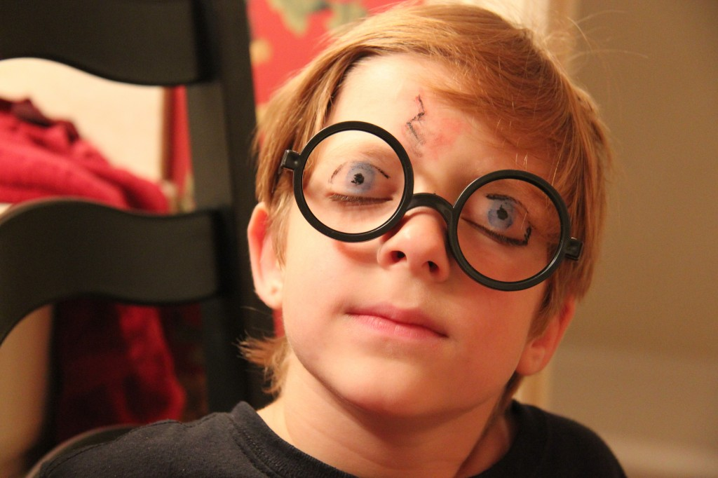 2013 - Gabbers as Harry Potter