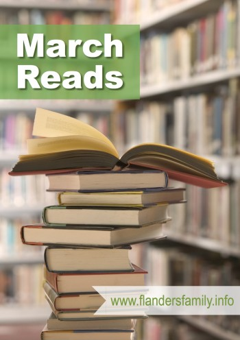 March Reads & Reviews