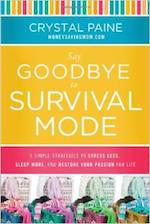 Say Goodbye to Survival Mode (and Other May Reads)