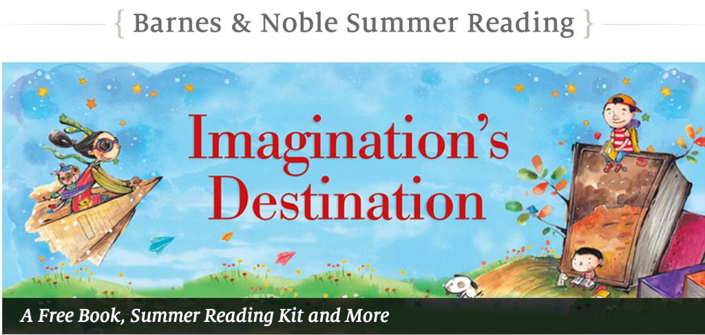 Barnes' & Noble Summer Reading