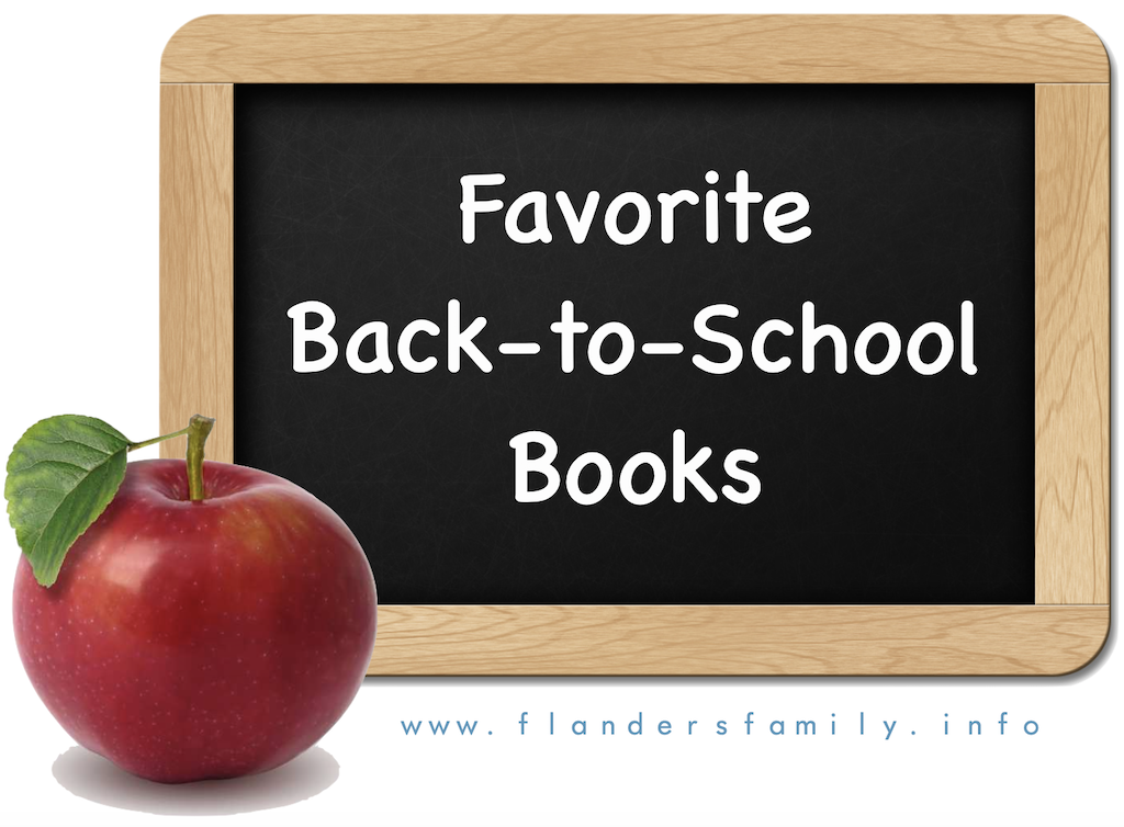 Our Family's Favorite Back-to-School Picture Books
