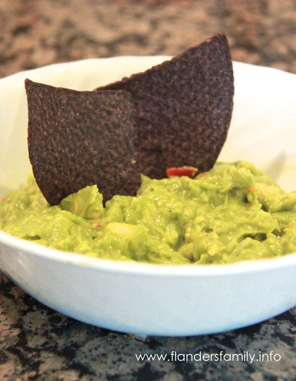 Guacamole to Savor Slowly | Make it at home using this recipe from www.flandersfamily.info