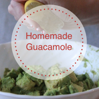 Savor-It-Slowly Guacamole