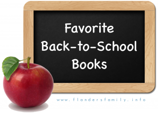 Our Favorite Back-to-School Picture Books - www.flandersfamily.info