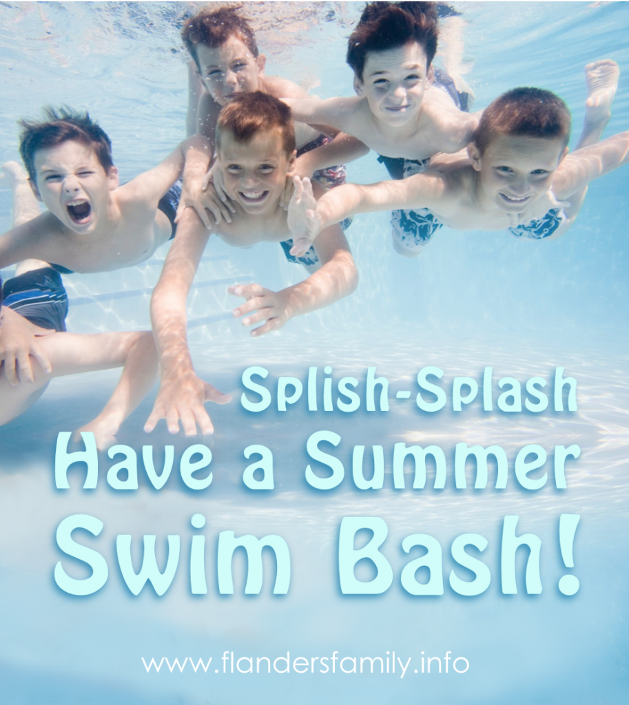 Keep cool at the pool with these fun summer swim games | www.flandersfamily.info