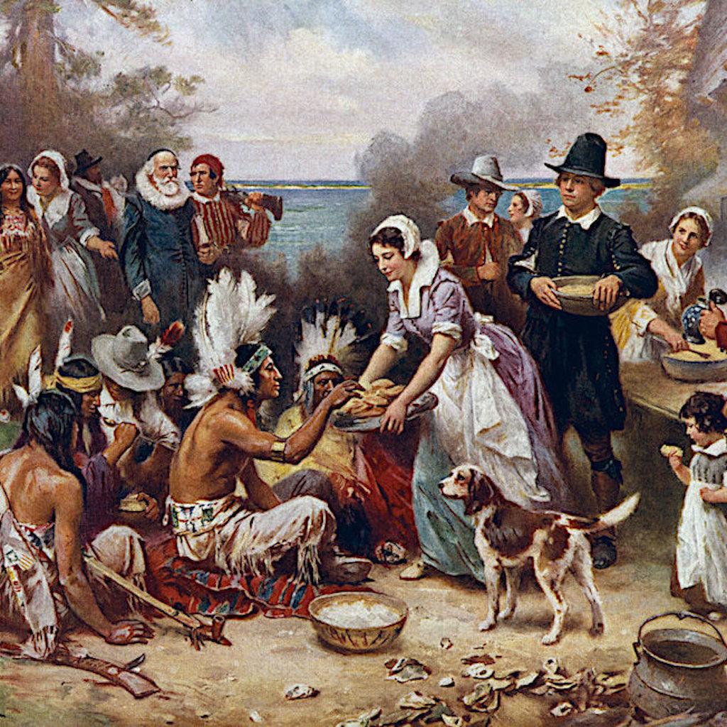 Thanksgiving - 5 Kernels of Corn