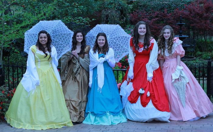 2014 - Beautiful Belles