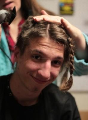 Benjamin's haircut