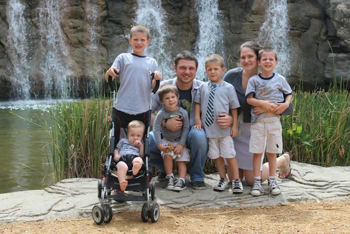 Jon's Family