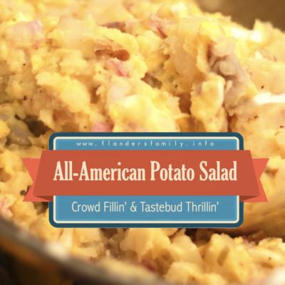 All-American Potato Salad