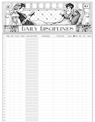 Daily Disciplines