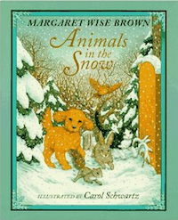 Picture Books about Snow - Animals in the Snow