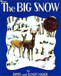 Picture Books about Snow - The Big Snow