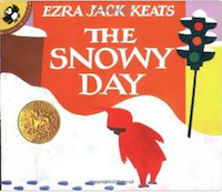 Picture Books about Snow - The Snowy Day