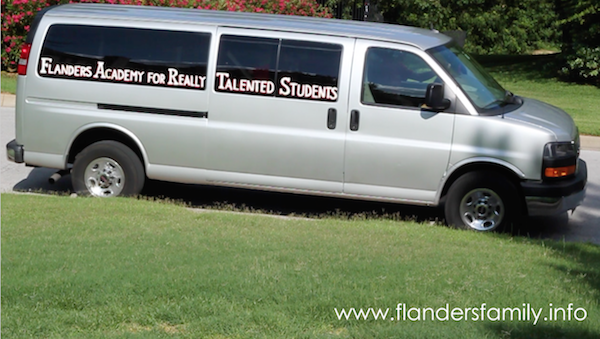 How to paint car windows like a pro: Instructions, samples, and 1-minute video tutorial from www.flandersfamily.info