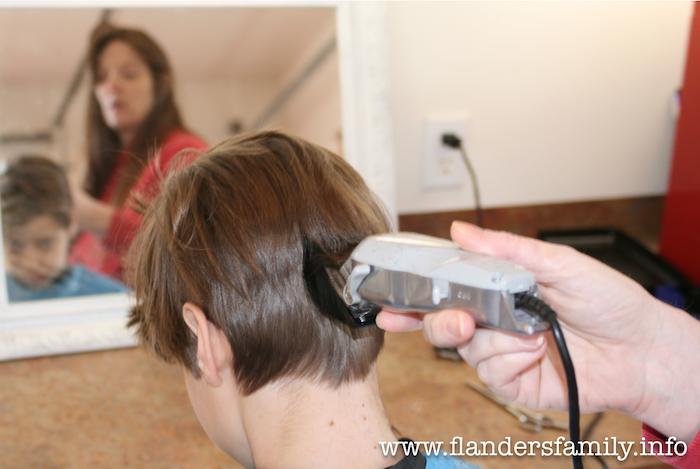 Haircuts at Home 10