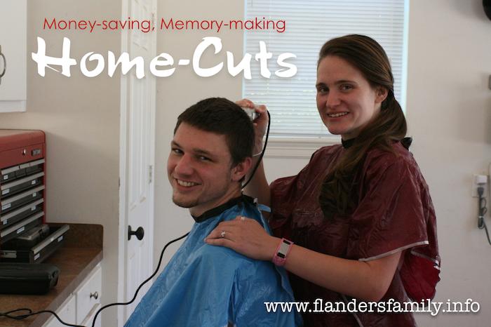 Haircuts at Home 12