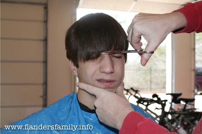 Haircuts at Home 4