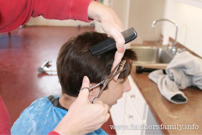 Haircuts at Home 6