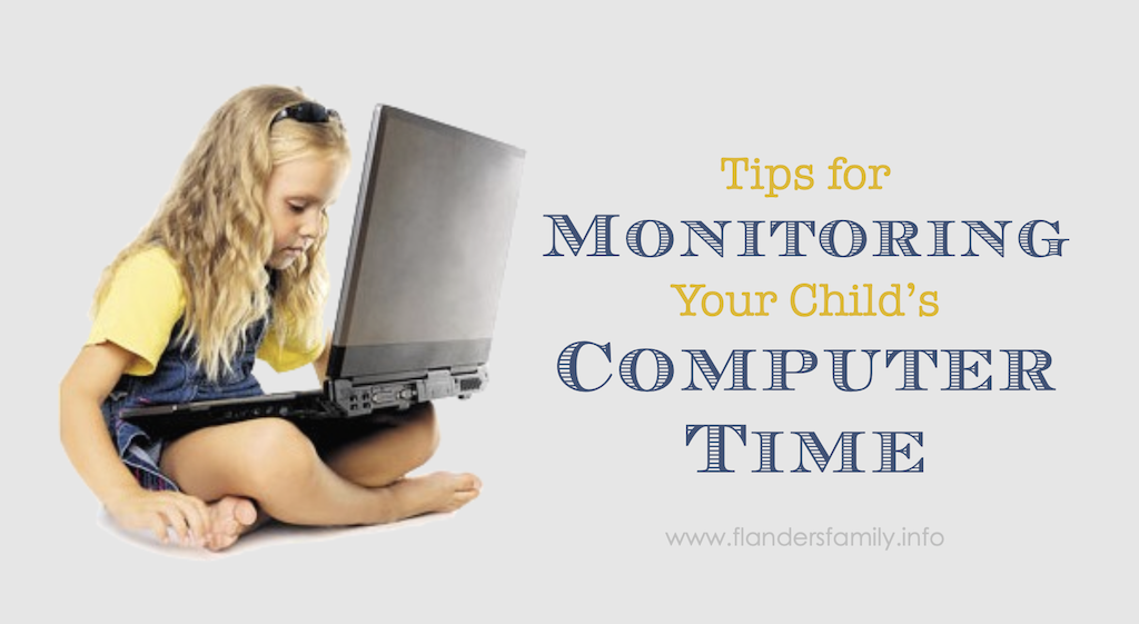 Managing Computer Time