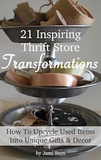 21 Inspiring Thrift Store Transformations