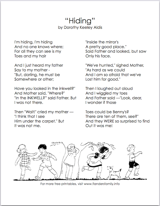 Favorite Poems Old and New: Teaching Poetry to Children