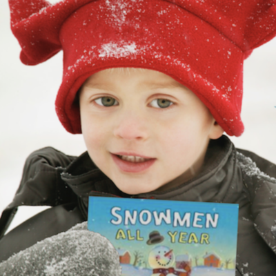 Snowy Books to Warm Your Heart