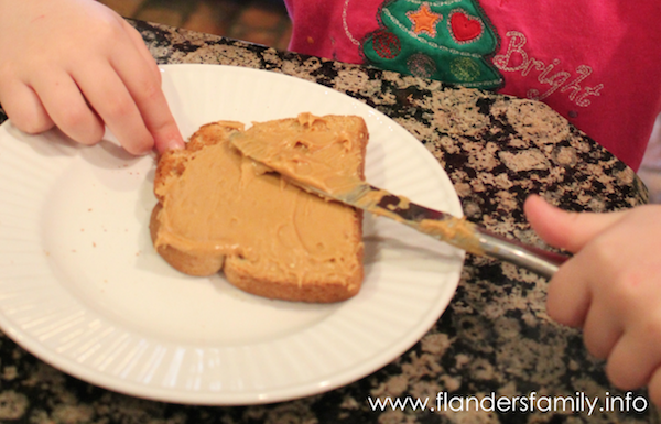 Let the kids cook breakfast! Teddy Bear Toast on the Menu.