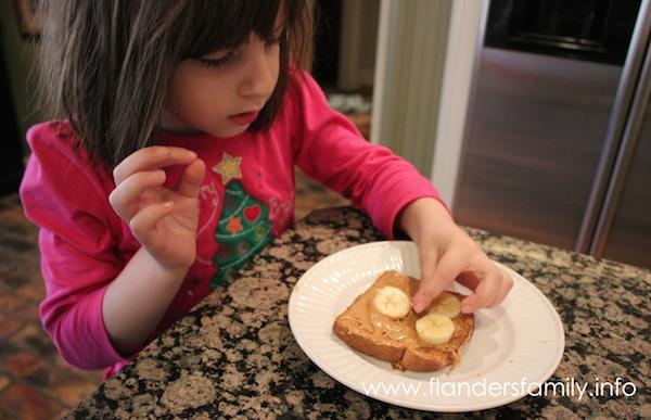 Let the kids cook breakfast!