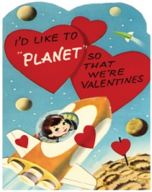 Valentines to print and color...